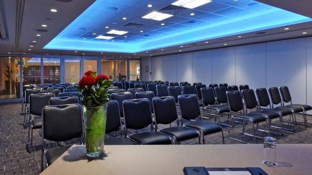 Grange Tower Bridge Hotel Venue Hire EC1- Theatre style conference