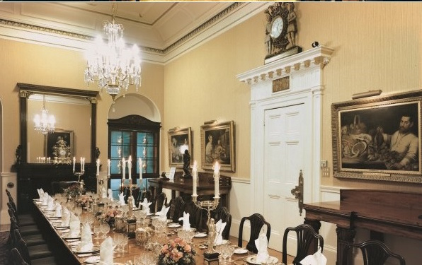 Armourers Hall Christmas Party EC2, smaller room, private dining