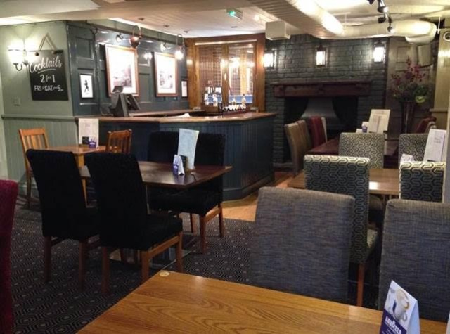 Private Room with informal seating and tv screens Bonds Venue Hire W1