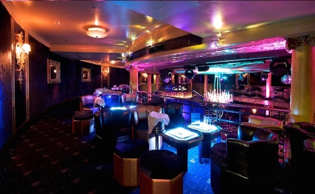 Cafe De Paris Christmas Party Venue W1