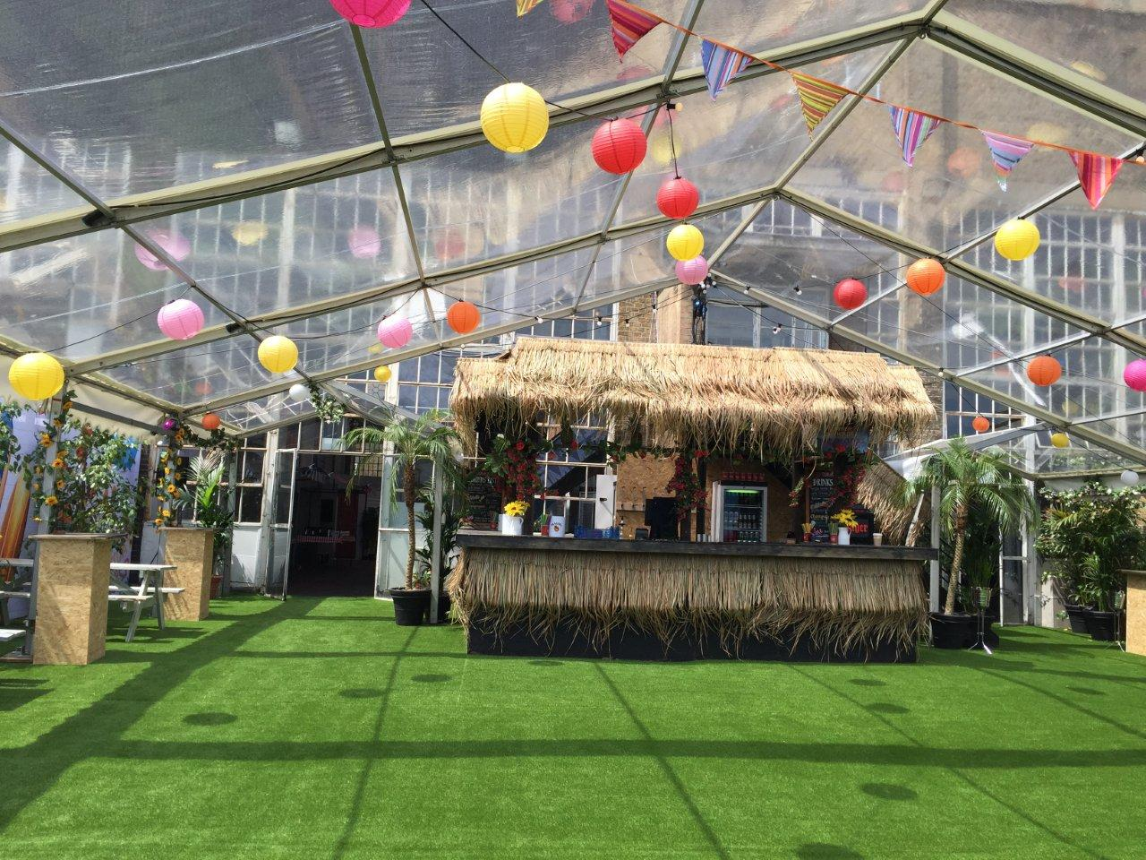 City Summer House Summer Party E1. Close the office early and treat your staff to well-deserved party at City Summer House