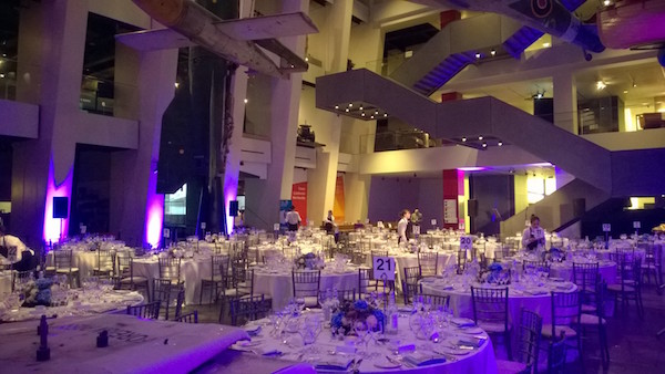 Imperial War Museum Christmas Party SE1