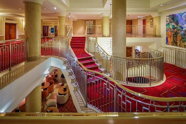 Hilton London Paddington Christmas Party W2