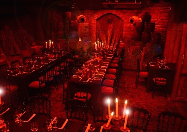 London Dungeons Shared Christmas Party Venue SE1