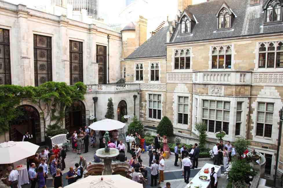 Merchant Taylors Hall Summer Party EC2