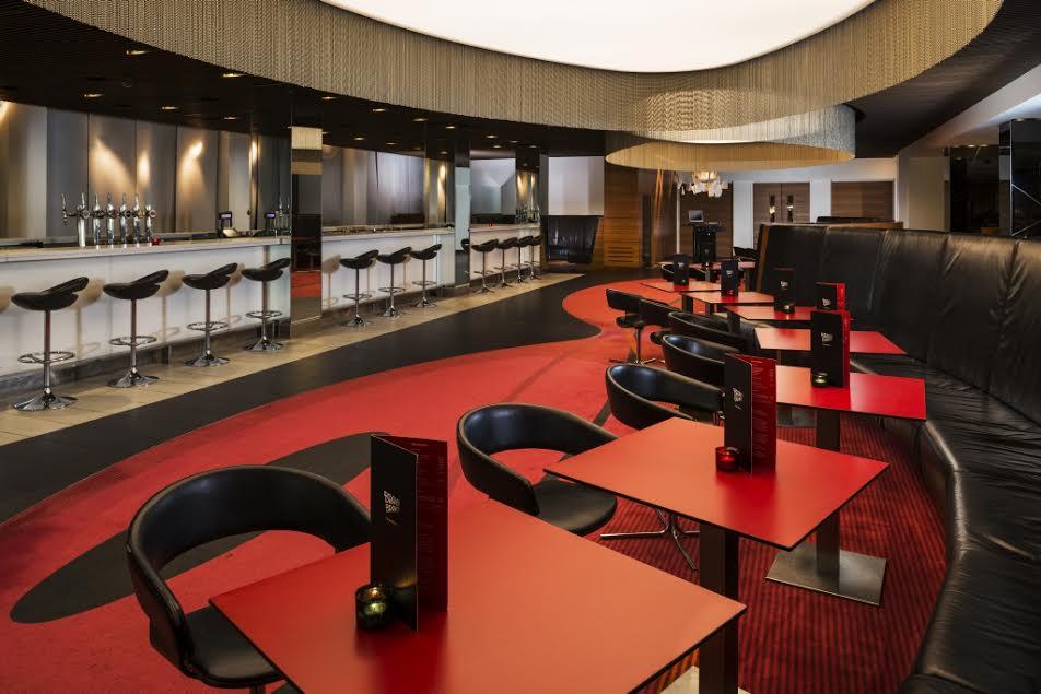 Park Inn Heathrow Shared Christmas Party UB7, seated dinner, restaurant
