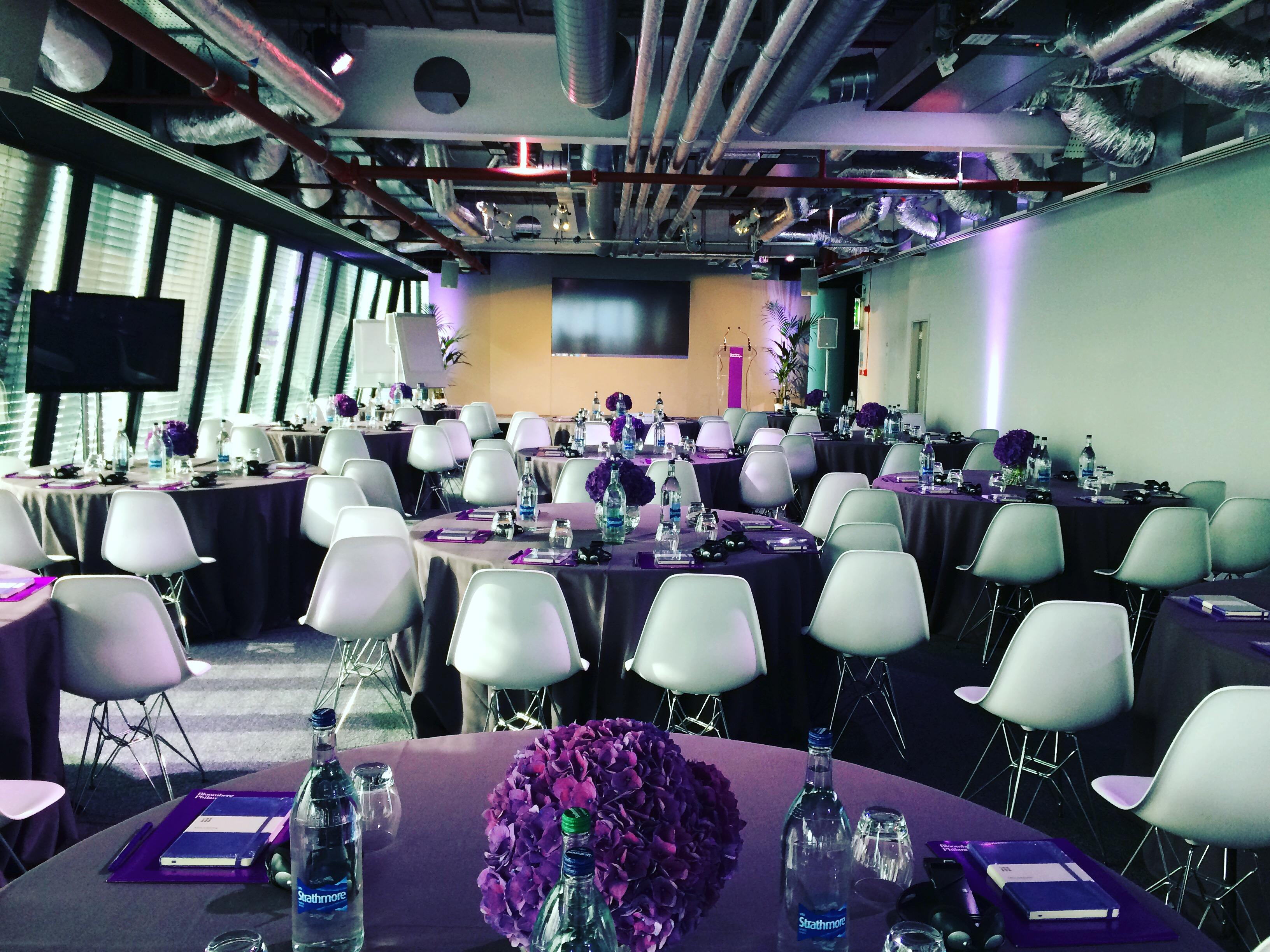Leadenhall Building Venue Hire EC3, conference with views
