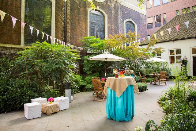 Stationers Hall Summer Party EC4