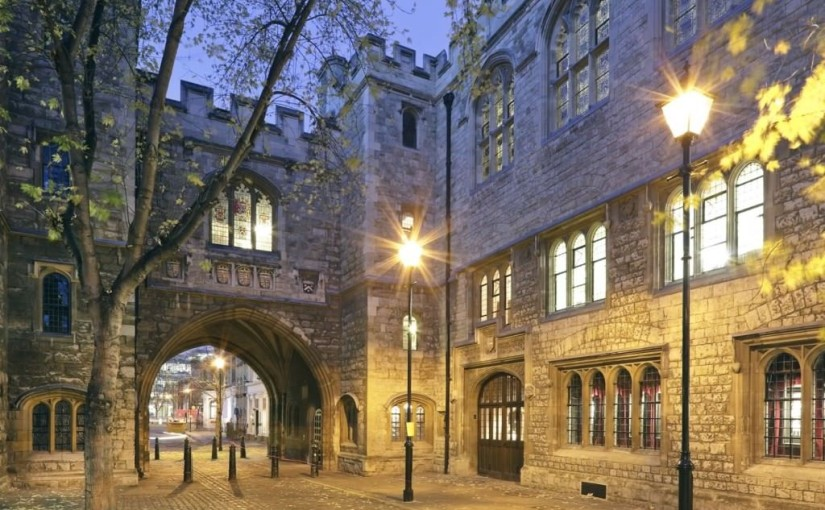 Museum Order of St John Venue Hire EC1 exterior of venue