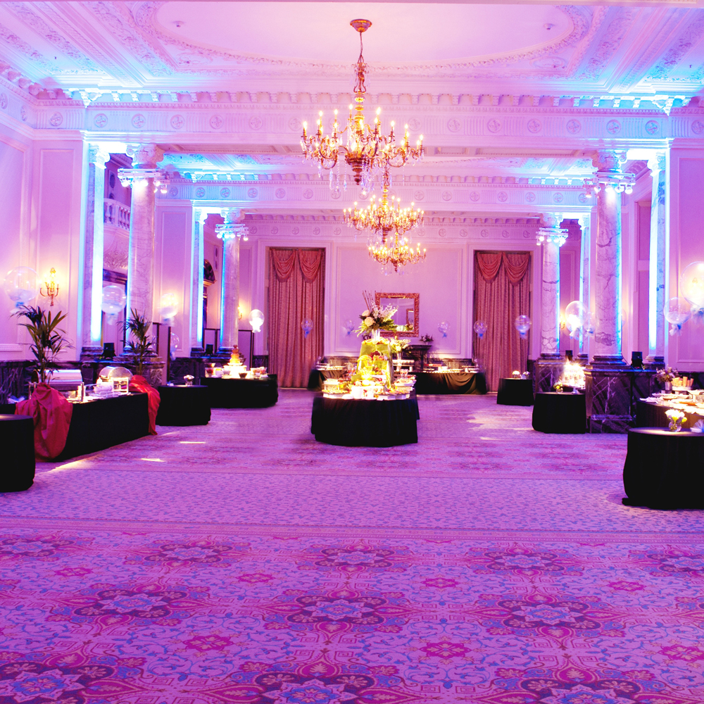 Landmark Venue Hire NW1 interior of hall