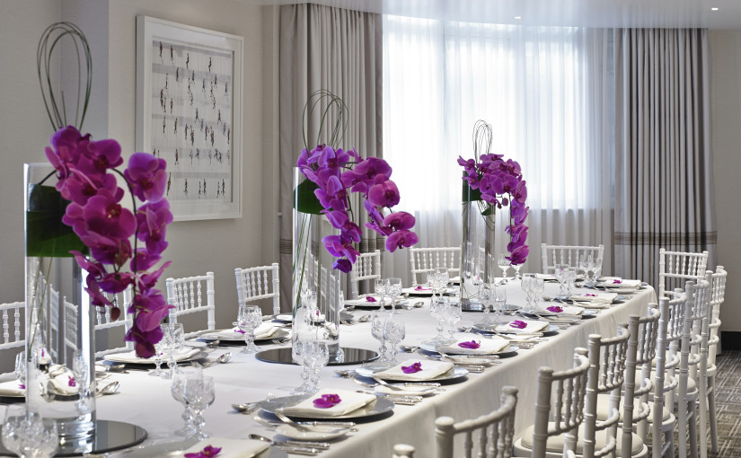 Park Lane Marriott Venue Hire W1
