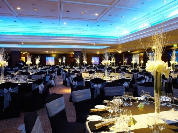 InterContinental Park Lane Christmas Party W1, private dining