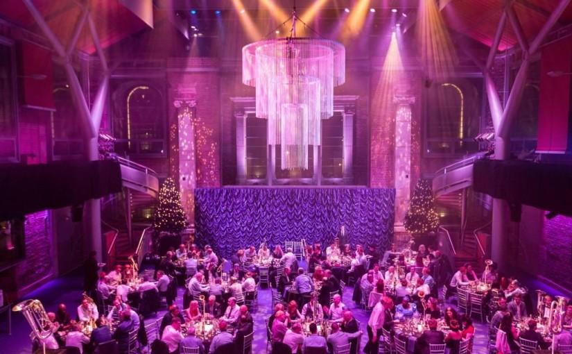 LSO St Luke's Christmas Party London, EC1