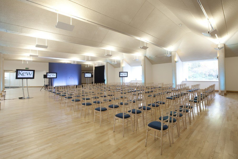 Joseph Banks Conference Venue TW9 large event space for conferences