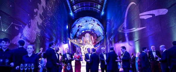 Natural History Museum Christmas Party SW7