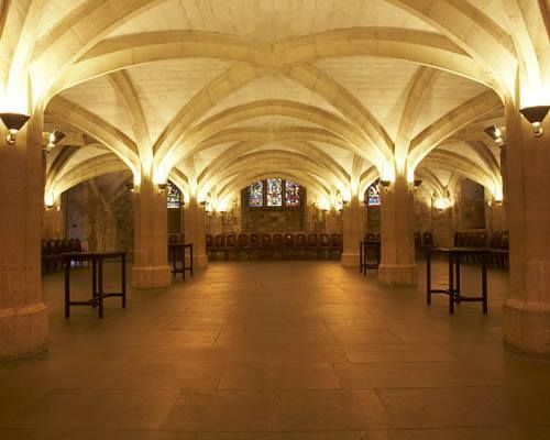 Guildhall Venue Hire EC2, reception space, stunning standing reception, poseur tables