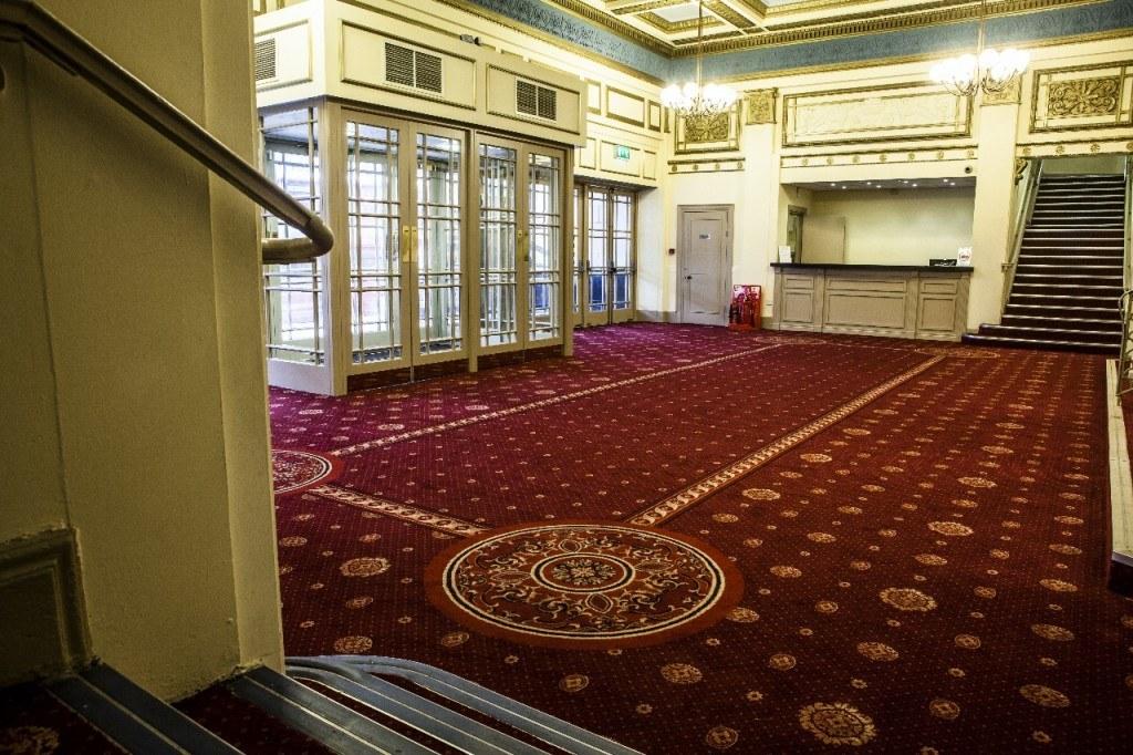 Gracepoint Conference Venue N1 lounge area of venue