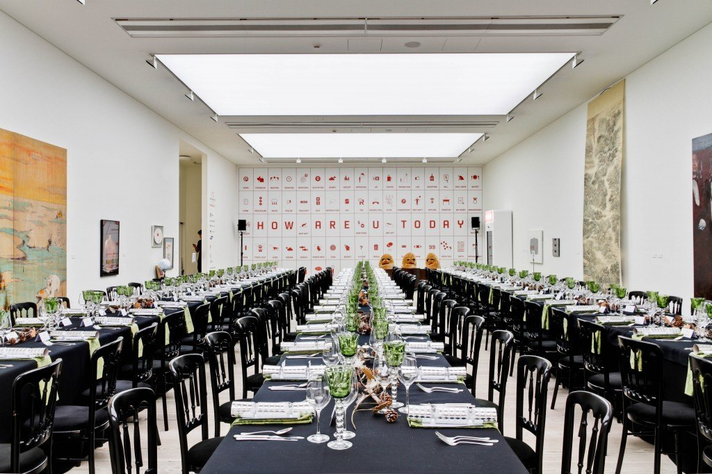 Saatchi Gallery Venue Hire London, SW3