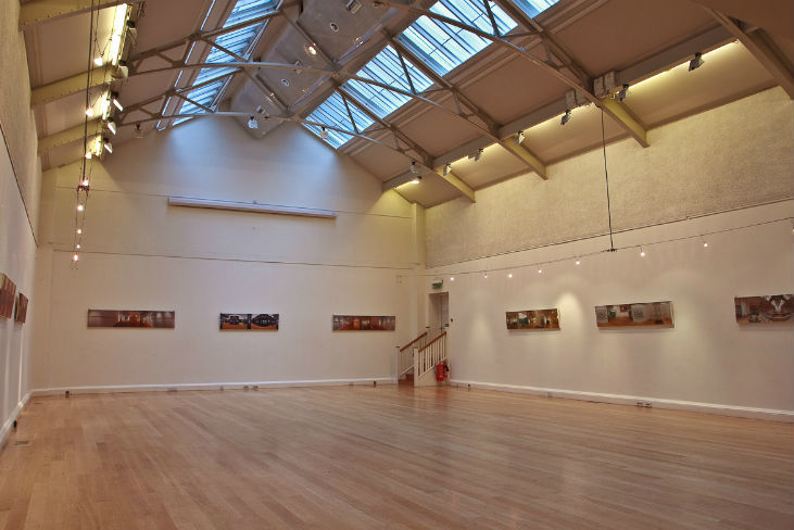 Marylebone Town House Venue Hire W1 event space. blank canvas