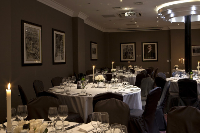 Cornwallis Room Chiswell Street Dining Rooms Venue Hire EC1. With views overlooking the old Brewery's cobbled courtyard, the Samuel Room can be divided into 3 smaller room for private dining for up to 10 people each