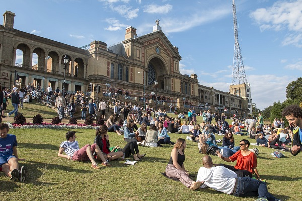 Alexandra Palace Summer Party N22