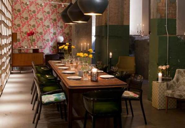 Folly Private Room, EC3. Private room with furnishings for any event at this private room.