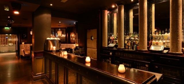 Opal Bar Venue Hire WC2, private bar