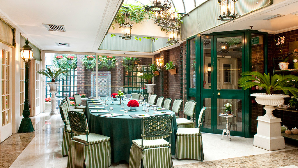 Chesterfield Mayfair Venue Hire London, W1
