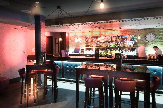 Malmaison London Venue Hire EC1 bar of venue
