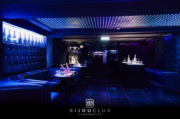 Bijou Club Venue Hire Manchester M3