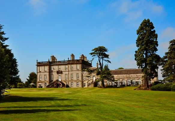 Dalmahoy Hotel and Country Club Venue Hire EH27, large open outside space