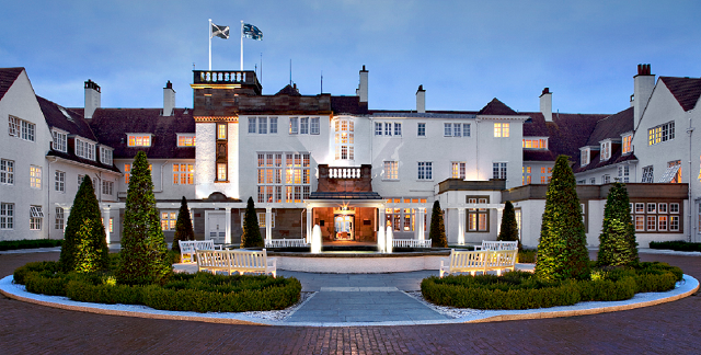 Turnberry Venue Hire Scotland KA26