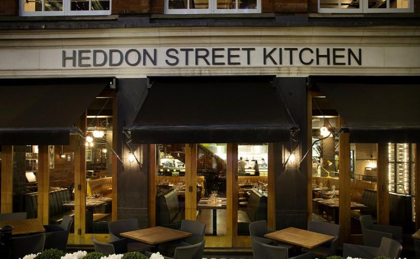 Heddon Street Kitchen Venue Hire London W1