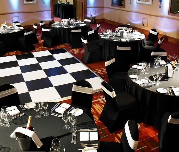 Swindon Marriott Hotel Christmas Party, SN3