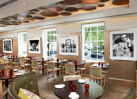 Maze Grill Venue Hire London W1
