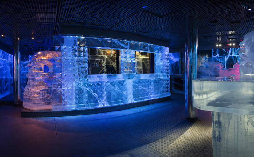 Ice Bar London Venue Hire W1