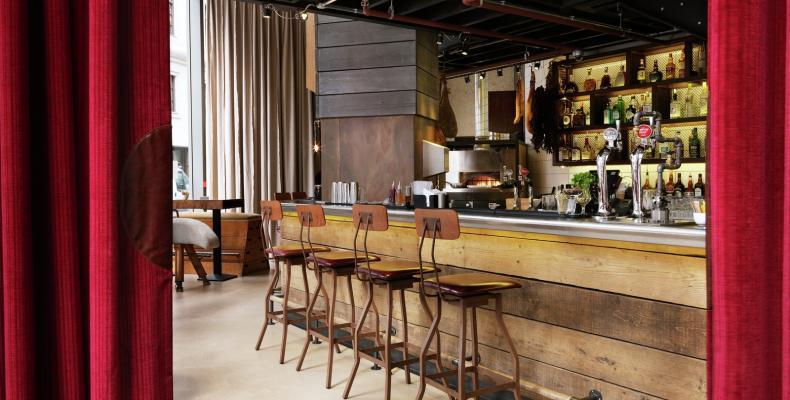 Bread Street Kitchen Venue Hire London EC4