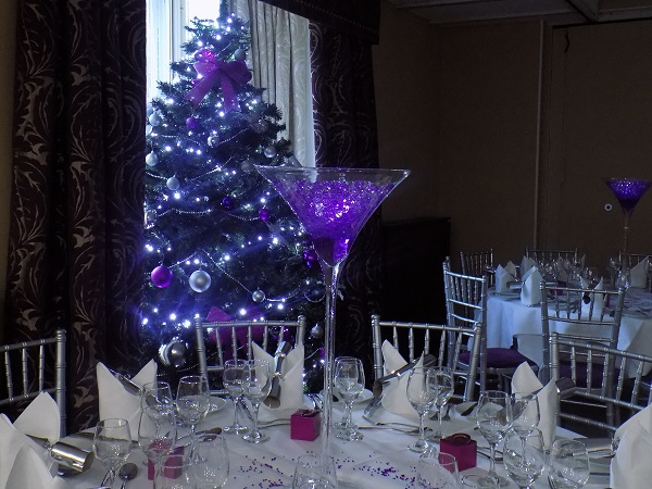 Durham Marriott Hotel Christmas Party DH1