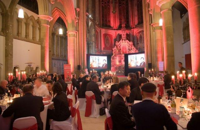 Monastery Manchester Venue Hire M12