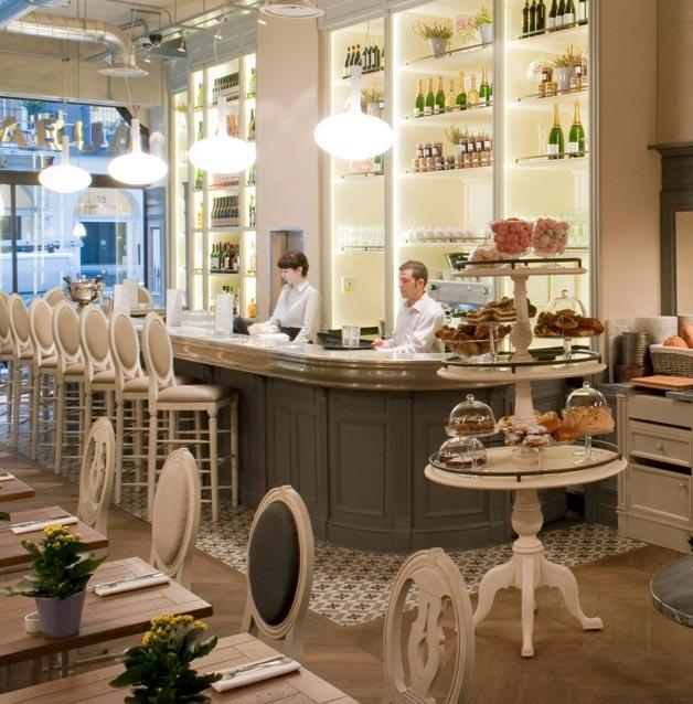 Aubaine Mayfair London Venue, W1