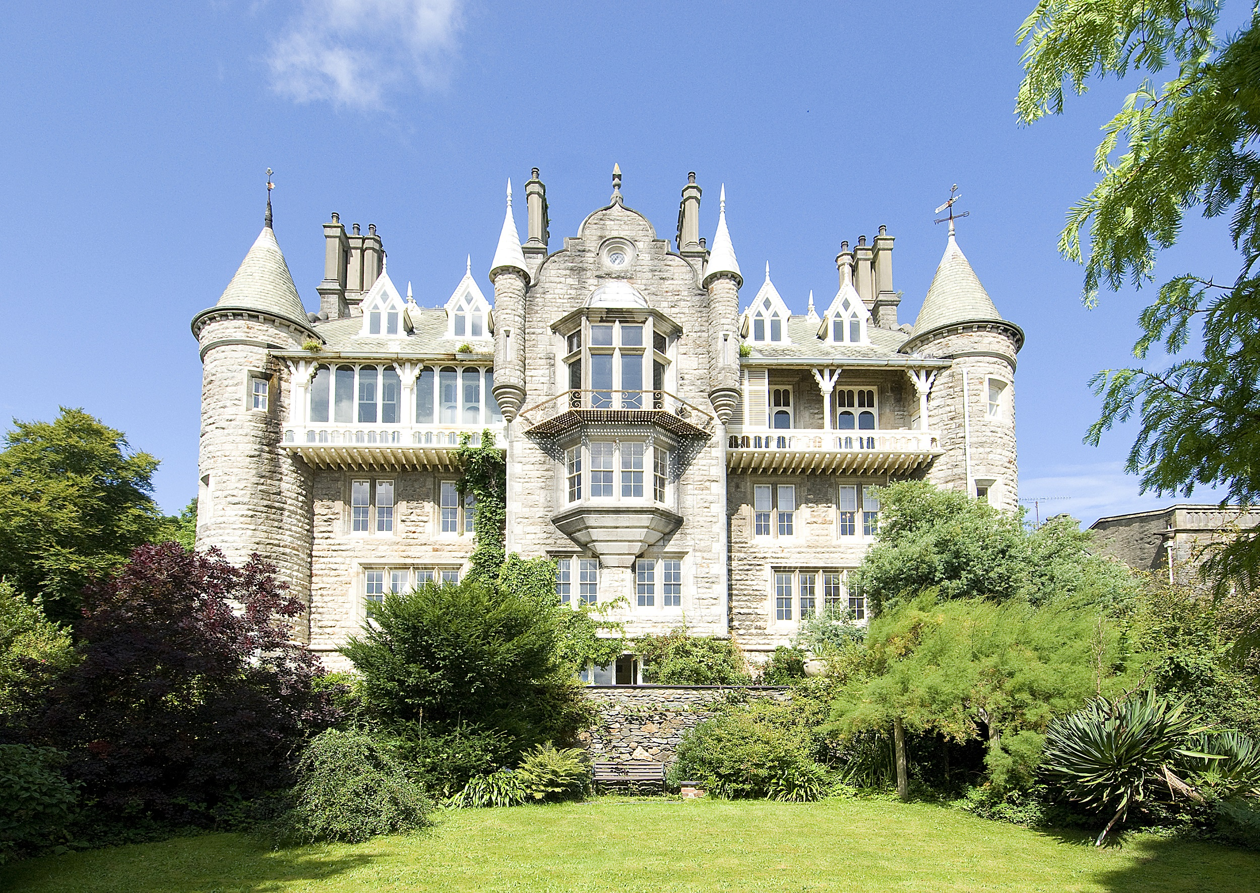 Chateau Rhianfa Venue Hire, LL5