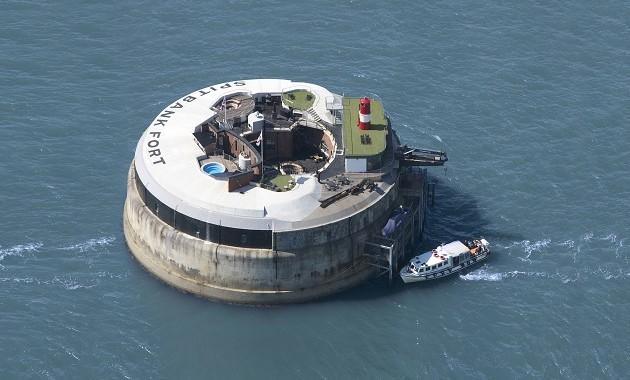 Solent Forts Venue Hire, PO1
