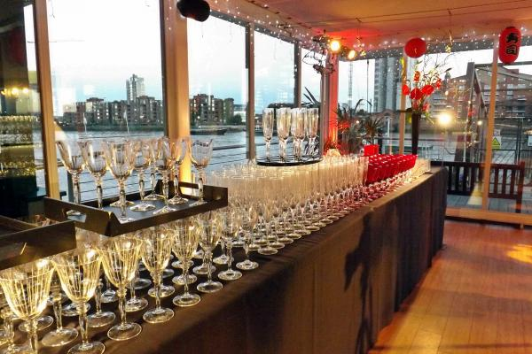 Westminster Boating Base Summer Party SW1