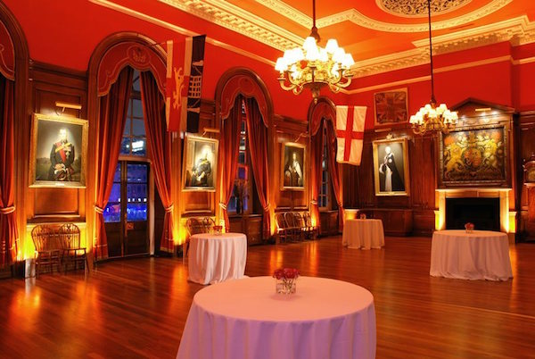 HAC Armoury House Christmas Party EC1