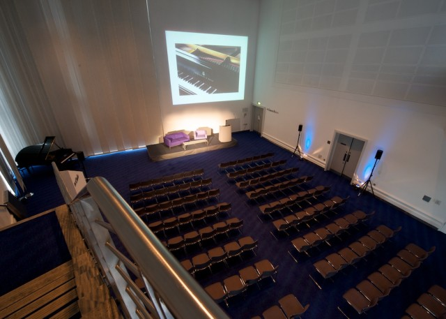 Barbirolli Room Bridgewater Hall Venue Hire, M2