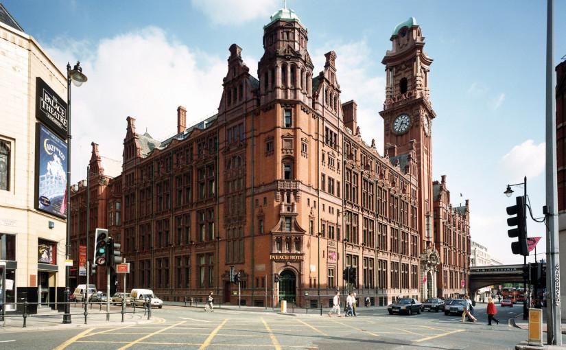 Palace Hotel Venue Hire M6, venue exterior