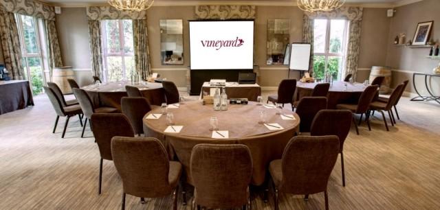 California Suite Vineyard Venue Hire RG2