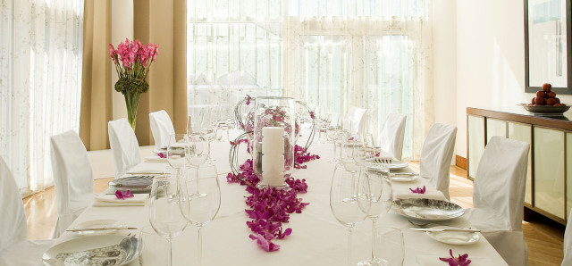 Private Dining Room The Lowry Hotel Venue Hire M3