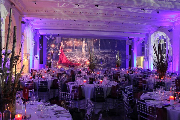 8 Northumberland Christmas Party WC2