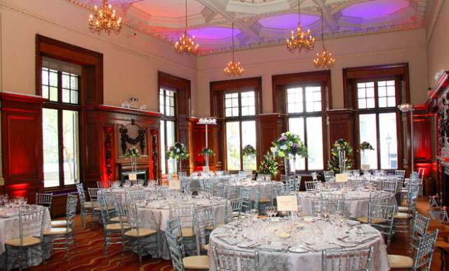 Edwardian Rooms Christmas Party SW1
